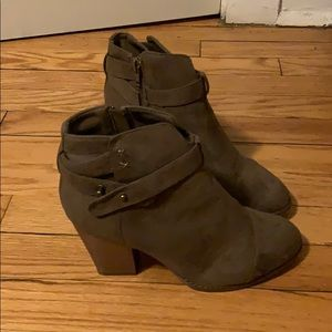 Size 7.. Booties